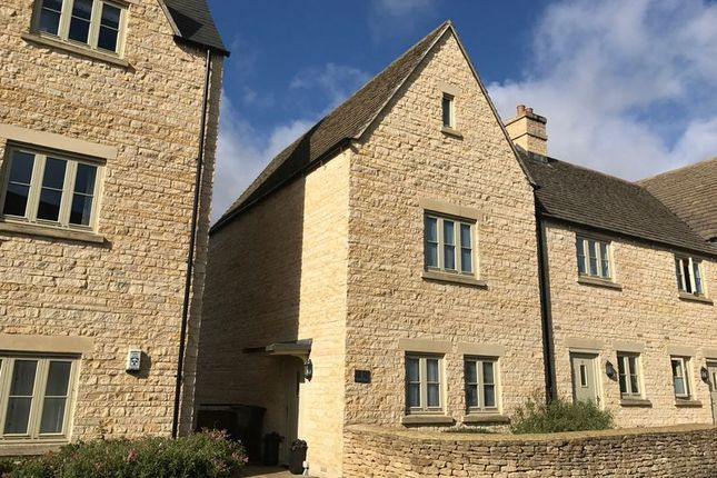 Thumbnail End terrace house for sale in Middle Mead, Cirencester