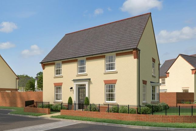 """Thumbnail Detached house for sale in """"Cornell"""" at Northfield Lane, Barnstaple"""
