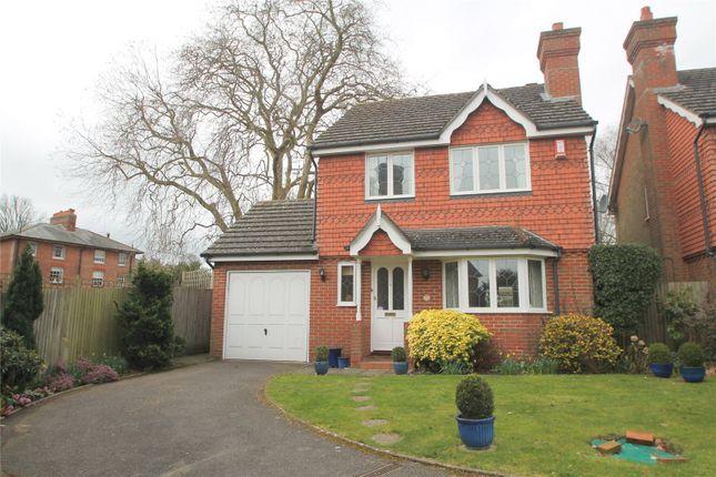 Thumbnail Detached house for sale in Lime Tree Close, Tonbridge