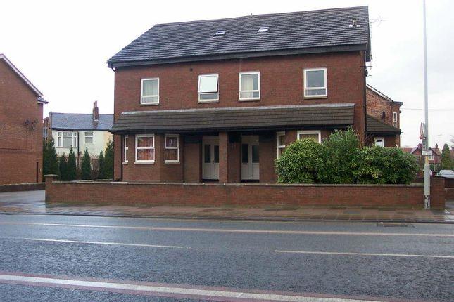 Thumbnail Flat to rent in Wellington Road North, Heaton Chapel, Stockport