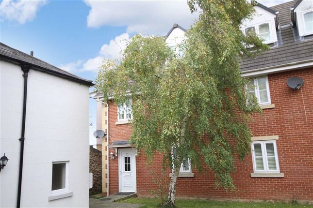 Thumbnail Semi-detached house for sale in Bath Road, Old Town, Swindon
