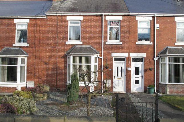 Thumbnail Terraced house to rent in Bridge Terrace, Bedlington