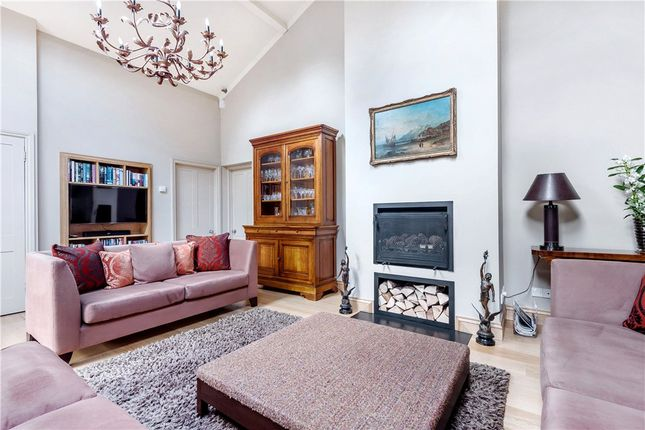 Sitting Room of Horsington, Templecombe, Somerset BA8