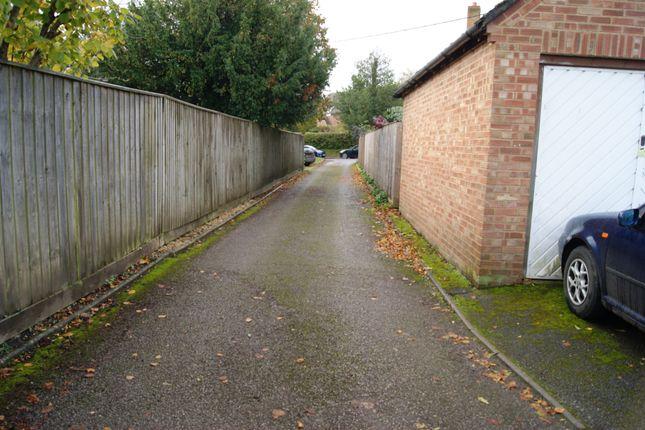 R038 Insert 1 of Garages Rear Of Castle Road, Great Bedwyn, Marlborough, Wiltshire SN8