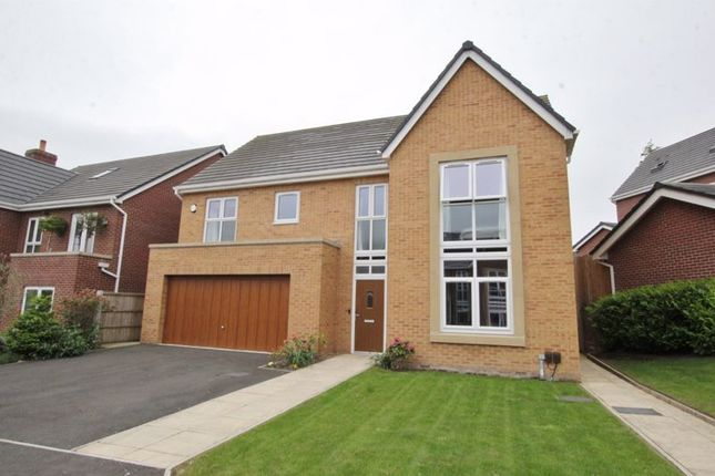 Thumbnail Detached house for sale in Tollgate Close, Woolton, Liverpool