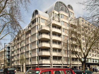 Thumbnail Flat for sale in Porchester Gate, Bayswater Road, London