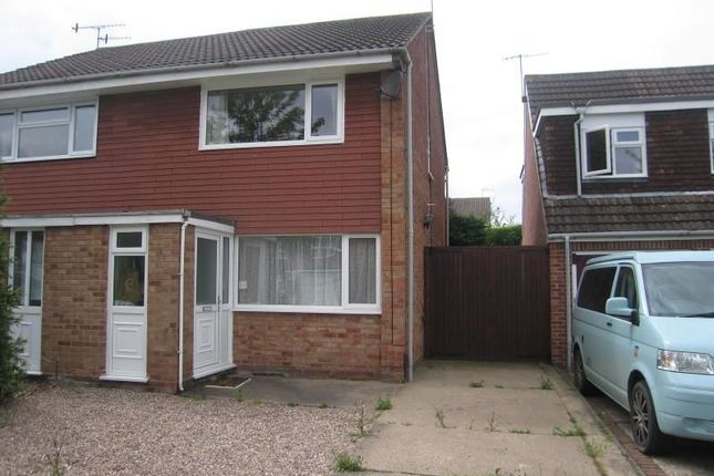 Thumbnail Semi-detached house to rent in Eastcote Avenue, Bramcote, Nottingham