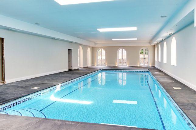 Indoor Pool of Lock, Partridge Green, Horsham, West Sussex RH13