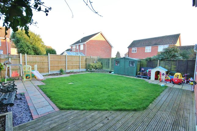 Outside - Rear of Maple Drive, Kirby Cross, Frinton-On-Sea CO13