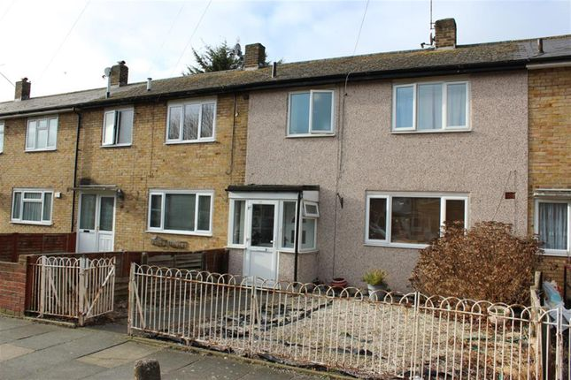 Thumbnail Terraced house for sale in Ampleforth Road, Abbey Wood, London