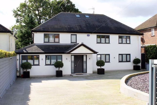 Thumbnail Detached house for sale in Mymms Drive, Brookmans Park, Hertfordshire