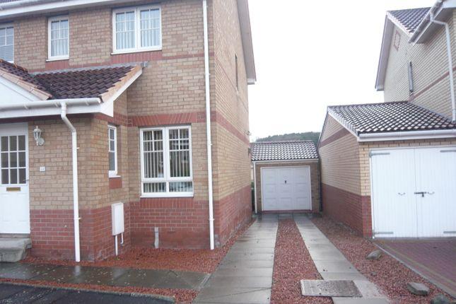 Thumbnail Semi-detached house to rent in Wayfarers Drive, Dalgety Bay, Dunfermline
