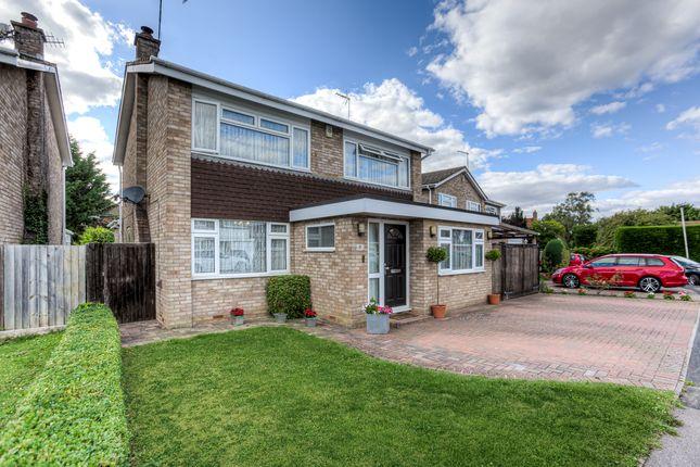 Thumbnail Detached house for sale in Durham Close, Sawbridgeworth