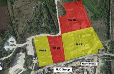 Thumbnail Commercial property to let in Plot Swanscombe Works Site, London Road, Swanscombe, Kent