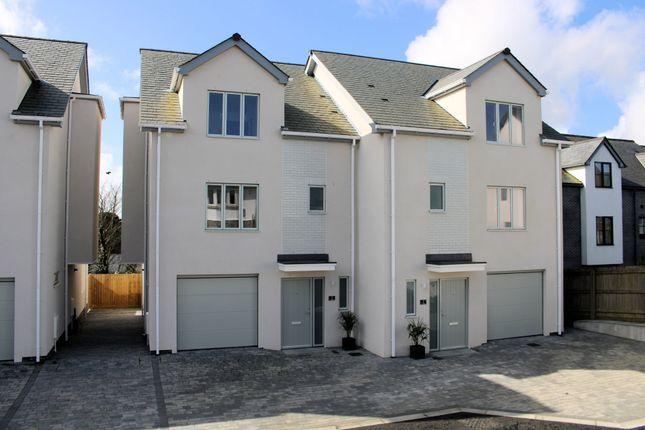 Thumbnail Semi-detached house for sale in Tresahar Road, Falmouth