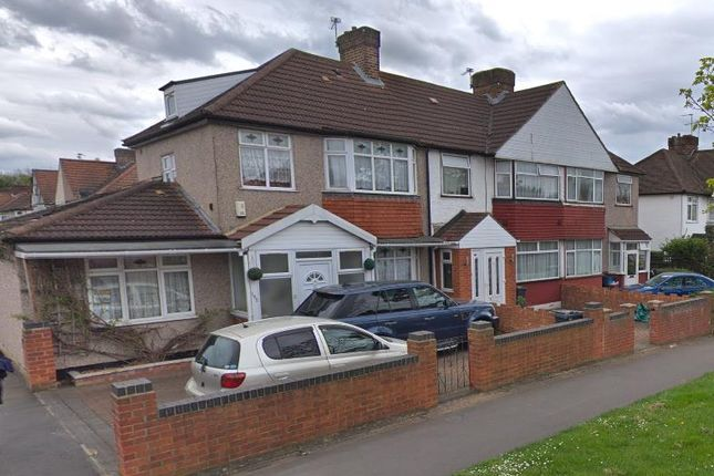 Thumbnail Semi-detached house to rent in Hounslow Road, Feltham