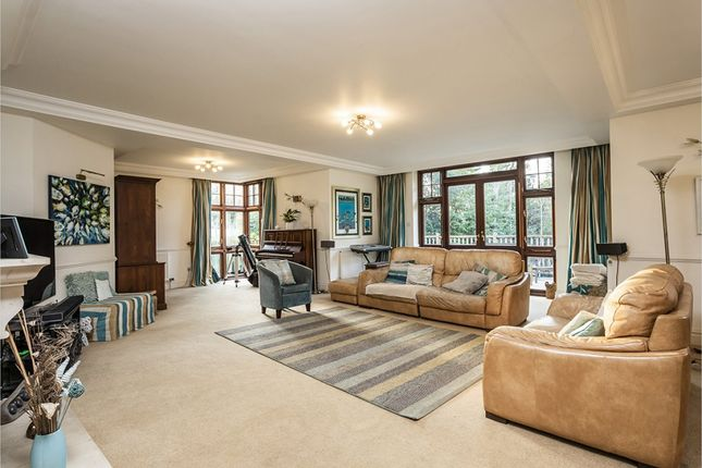 Detached house for sale in Crichel Mount Road, Canford Cliffs, Poole