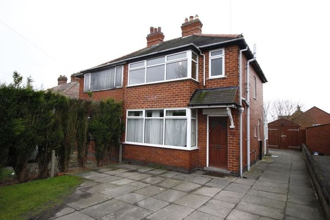 Thumbnail Property to rent in Darklands Road, Swadlincote, Derbyshire