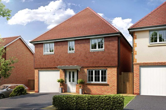 """Thumbnail Detached house for sale in """"The Southwell"""" at Eagle Avenue, Cowplain, Waterlooville"""