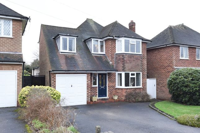 3 bed detached house for sale in Longdon Drive, Four Oaks, Sutton Coldfield