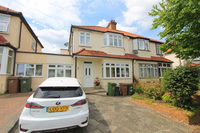 Thumbnail Semi-detached house for sale in Wandle Court Gardens, Beddington, Croydon