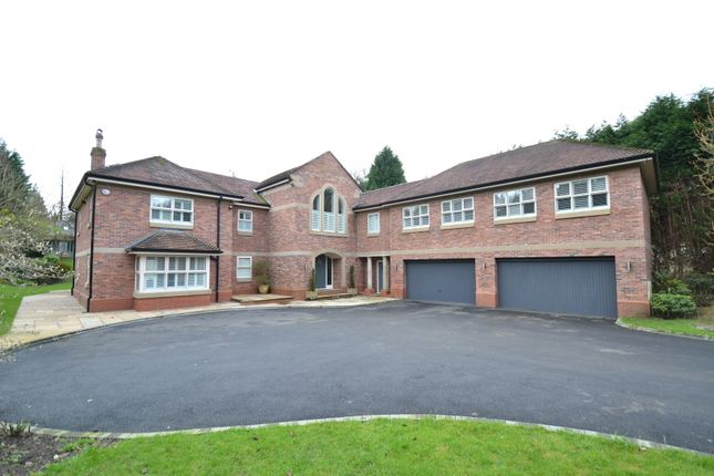 Thumbnail Detached house to rent in Underwood Road, Alderley Edge