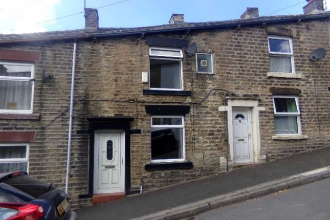 Thumbnail Terraced house to rent in New Earth Street, Mossley, Ashton-Under-Lyne