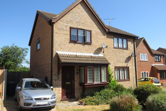 Thumbnail Property to rent in Meadow Close, Stilton, Peterborough
