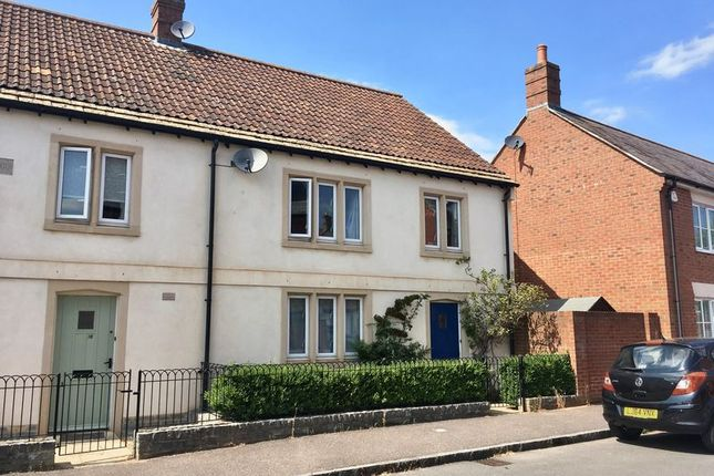 Thumbnail Terraced house to rent in Dunkleys Way, Hillyfields, Taunton, Somerset