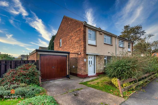 Thumbnail Semi-detached house to rent in Boynton Crescent, Winterton, Scunthorpe