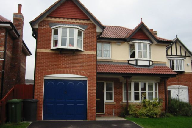 Thumbnail Detached house to rent in Holmebrook Drive, Bolton