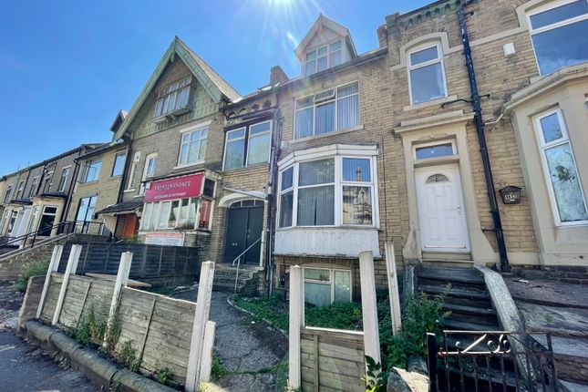 Thumbnail Terraced house for sale in Mannville Terrace, Bradford