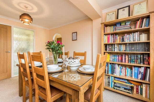 Dining Room of Lee Close, Warwick CV34