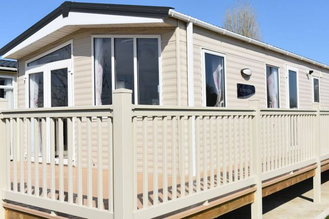 Thumbnail Lodge for sale in East End Road, Bradwell-On-Sea, Southminster