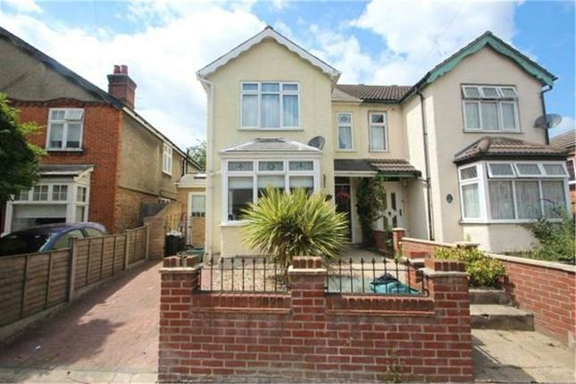 Thumbnail Semi-detached house for sale in Bourne Road, Colchester, Essex