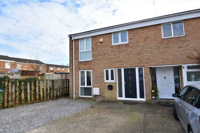 Thumbnail End terrace house for sale in Wittering Road, Southampton