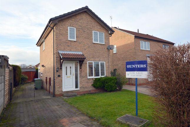 Thumbnail Detached house for sale in Birch Kiln Croft, Brimington, Chesterfield