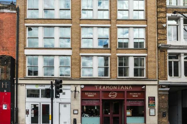 Thumbnail Flat to rent in 152-154 Curtain Road, Shoreditch, Old Street