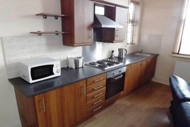 Thumbnail Flat to rent in Regent Square, Doncaster
