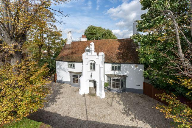 Thumbnail Detached house for sale in Abbey Street, Thorpe-Le-Soken, Clacton-On-Sea