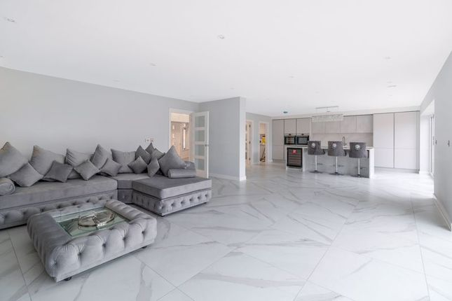 Thumbnail Detached house for sale in Oak Gardens, Blue Bell Hill, Chatham
