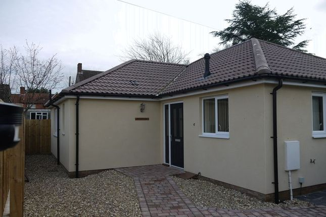 Thumbnail Detached bungalow to rent in Jubilee Road, Street