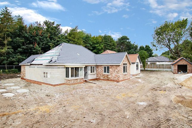 Thumbnail Detached bungalow for sale in Cow Lane, Tealby, Market Rasen