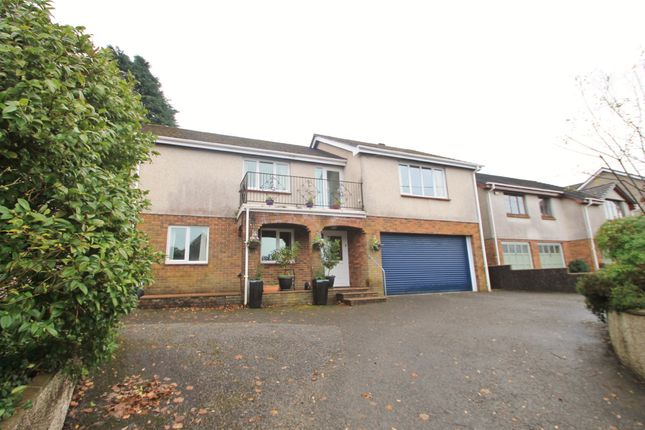Thumbnail Detached house for sale in Station Road, Kelly Bray, Callington