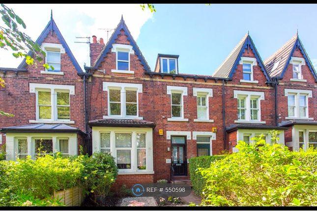 Thumbnail Flat to rent in Roundhay, Leeds