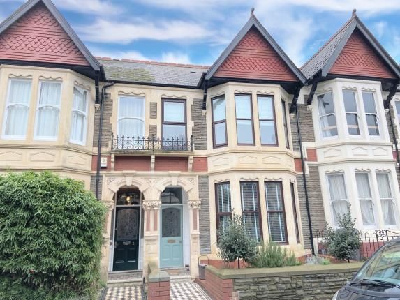 Thumbnail Terraced house for sale in Tydfil Place, Cardiff, Caerdydd