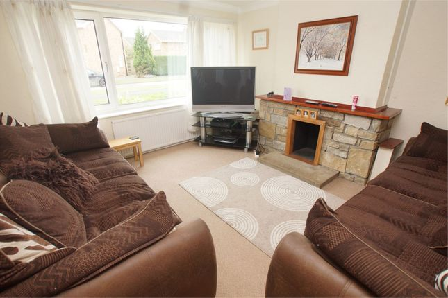 Thumbnail Semi-detached house to rent in Foxthorne Paddock, Badger Hill, York