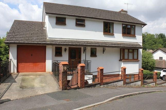 Thumbnail Detached house for sale in Bunting Close, Ogwell, Newton Abbot