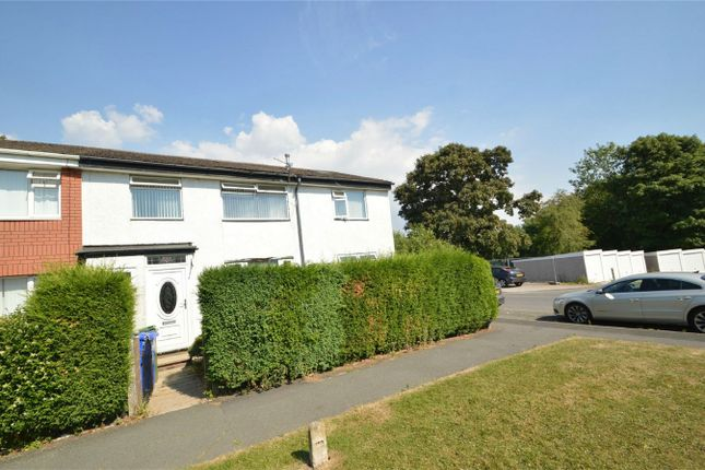 Thumbnail End terrace house for sale in Sidley Place, Godley, Hyde, Greater Manchester
