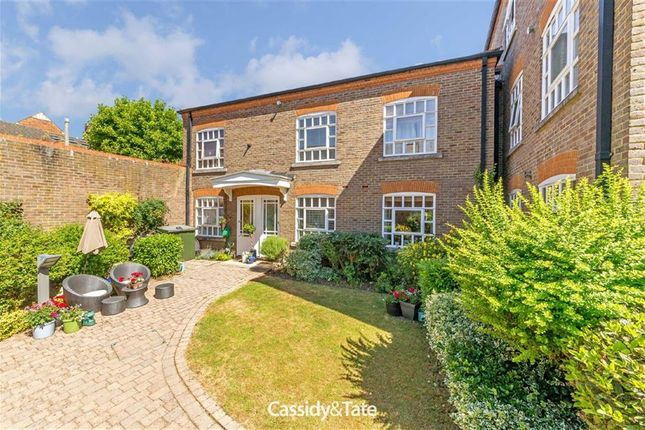 Thumbnail Terraced house for sale in Milliners Court, St Albans, Hertfordshire